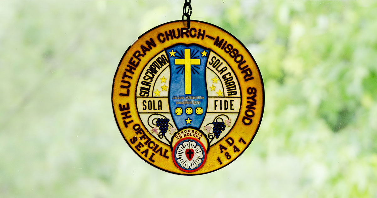 The Lutheran Church—Missouri Synod's Birthday   LCMS Calendar